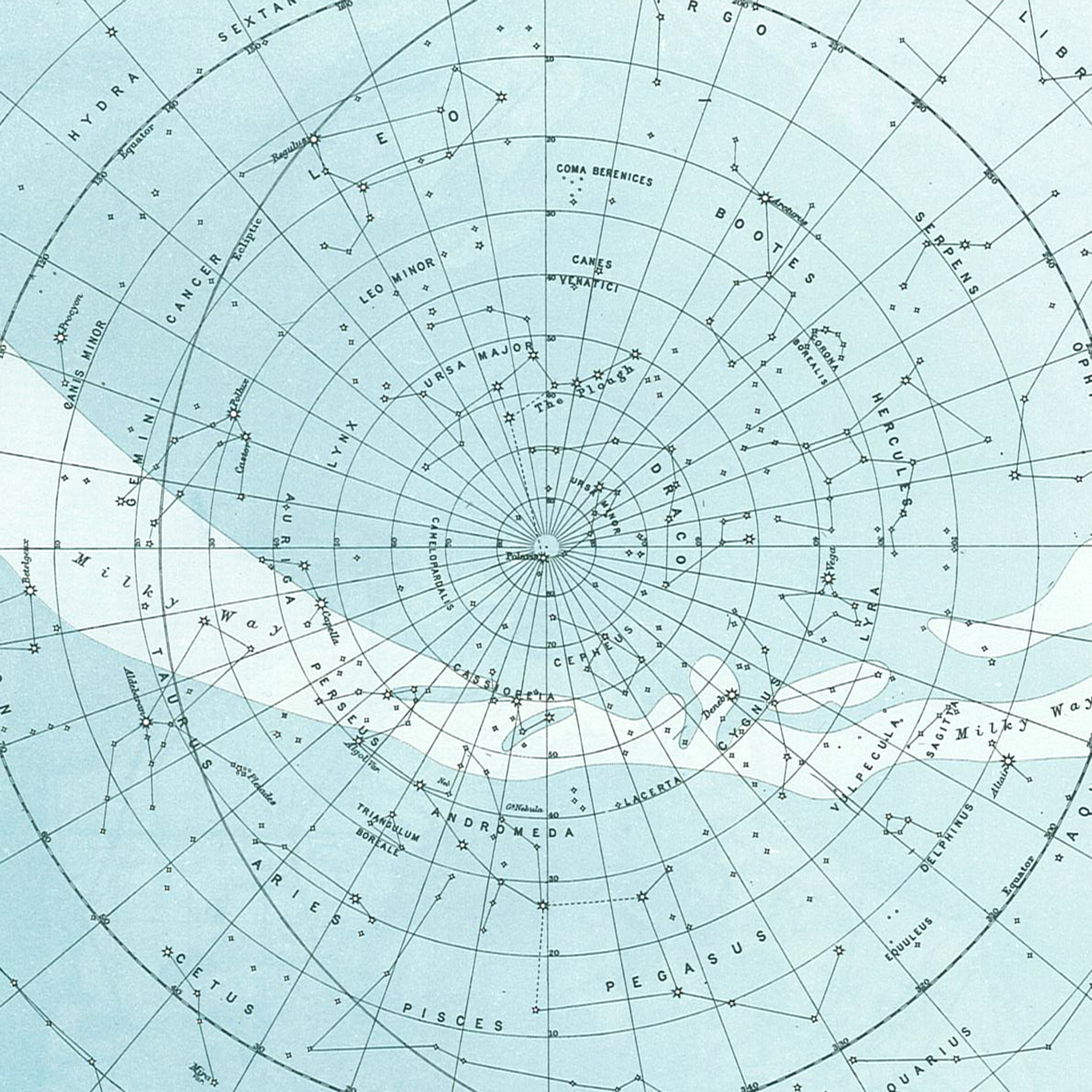 Northern-sky-astronomical-map-vintage